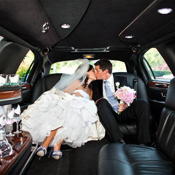 7 Hills Limousine & Car Service Wedding Limo Rentals