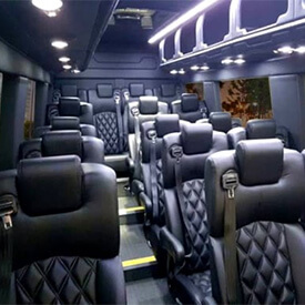 Charter Limo Services 7 Hills Limousine El Sobrante