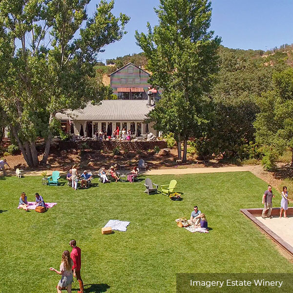 Imagery Estate Winery Sonoma Valley Wine Tours