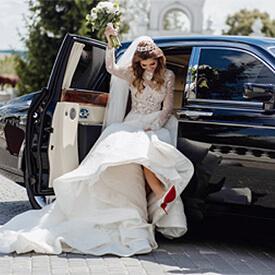Wedding Limo Rentals Transportation